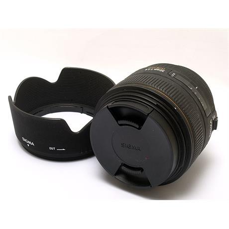 30mm F1.4 - Sigma (SA/SD) thumbnail