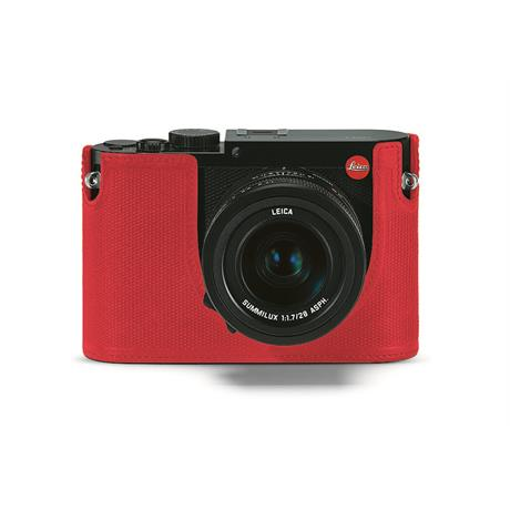 Leica Protector for Q (Typ116) - Red 19537    thumbnail