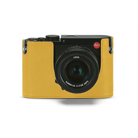 Leica Protector for Q (Typ116) - Yellow 19538 thumbnail