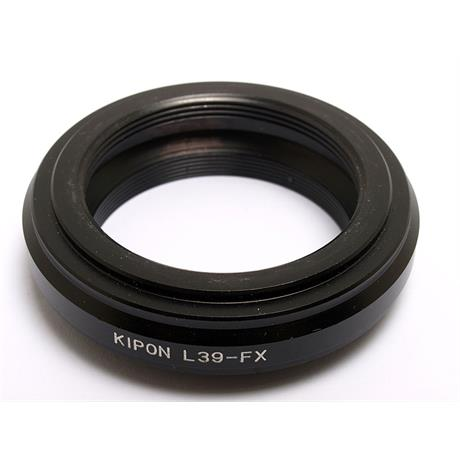 Kipon Leica L39 - Fuji X Lens Mount Adapter thumbnail