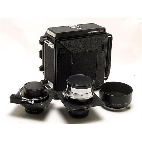Horseman VH + 65mm/180mm Lenses thumbnail