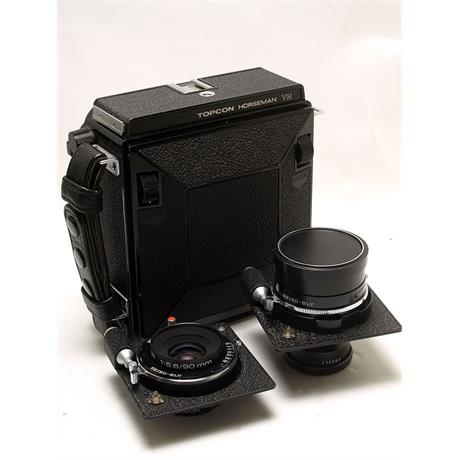 Horseman VH + 90mm/180mm Lenses thumbnail