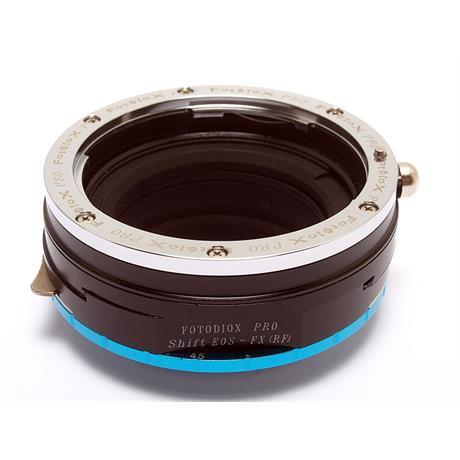 Fotodiox Pro Shift Canon EOS -  Fuji X Lens Mount thumbnail