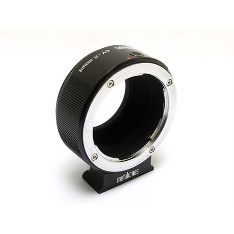 Metabones Speed Booster Contax - Fuji X Lens Mount thumbnail