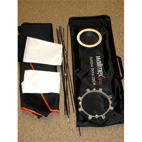 Wallmex Pro Octa 120cm Softbox thumbnail