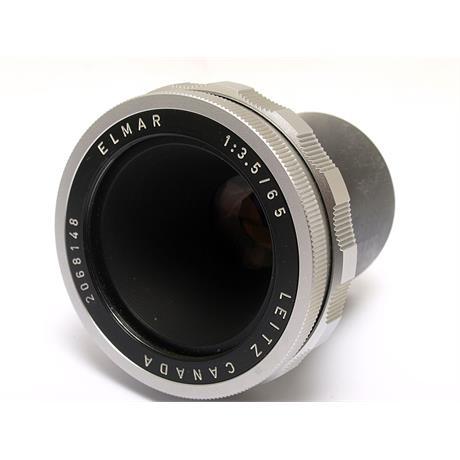 Leica 65mm F3.5 Elmar thumbnail
