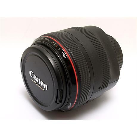 Canon 85mm F1.2 L USM II thumbnail