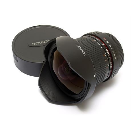 Rokinon 8mm F3.5 UMC Fisheye CSII thumbnail