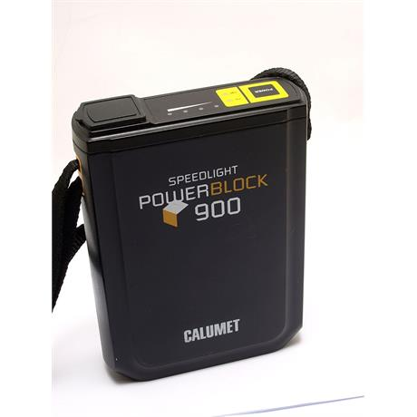 Calumet Speedlight Powerblock 900 thumbnail