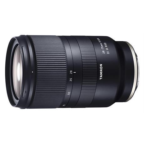 Tamron 28-75mm f2.8 RXD Di III - Sony E thumbnail