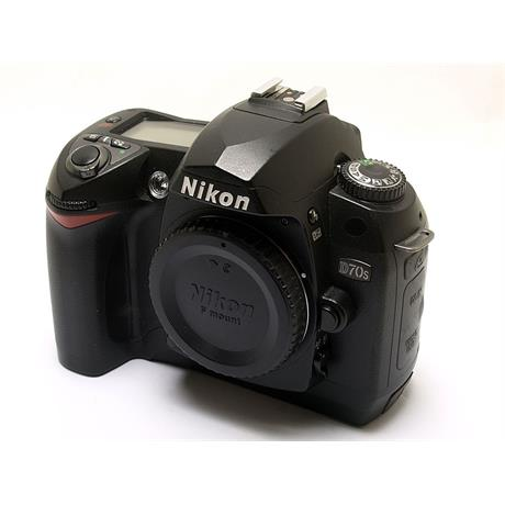 Nikon D70S Body Only thumbnail