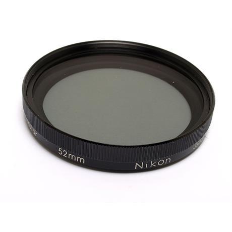 Nikon 52mm Circular Polariser thumbnail
