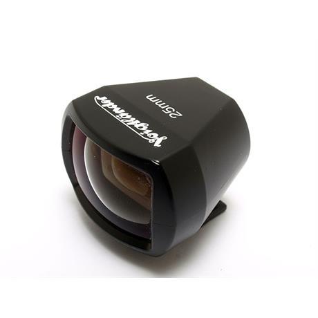 Voigtlander 25mm Black Finder thumbnail