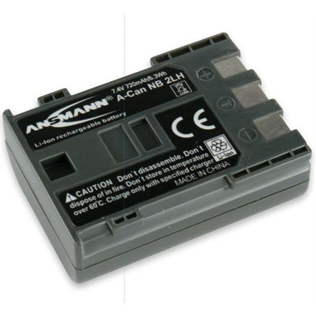 Ansmann Battery A-Can NB 2 LH thumbnail