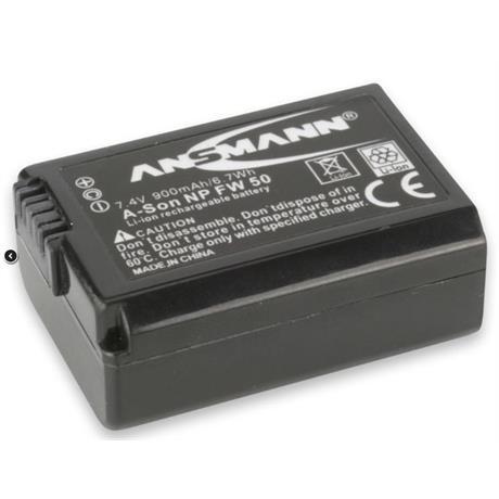 Ansmann Battery A-Son NP FW 50 thumbnail