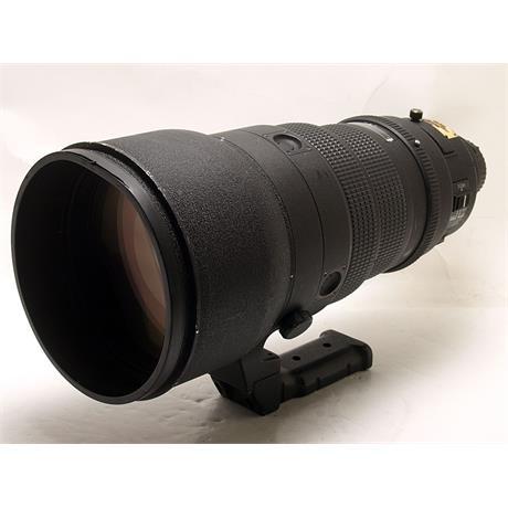 Nikon 400mm F2.8 AFi IFED thumbnail