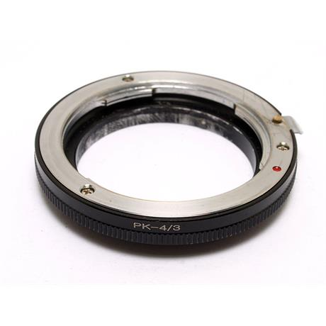 JJC Pentax PK to 4/3rds Adapter thumbnail