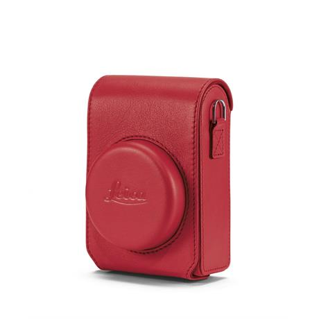 Leica C-Lux Leather Case 18847 - Red thumbnail