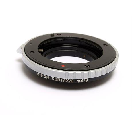 JJC Contax to Micro 4/3rds Mount Adapter thumbnail