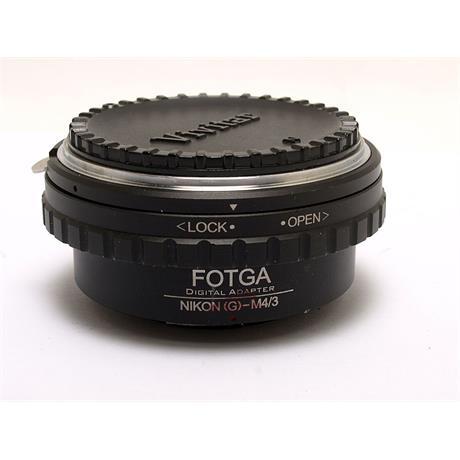 Other -  Fotga Nikon - Micro 4/3rds Lens Mount Adapter thumbnail