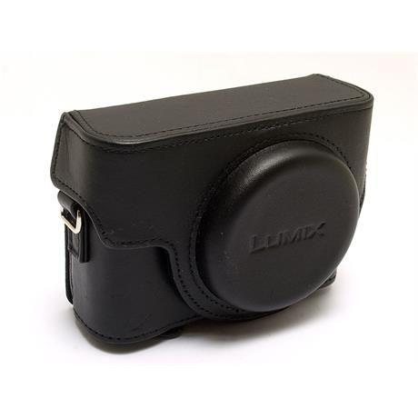 Panasonic LX15 Leather Case + Strap thumbnail