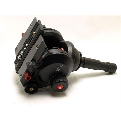 Manfrotto 504HD Pro Video Head 75 thumbnail