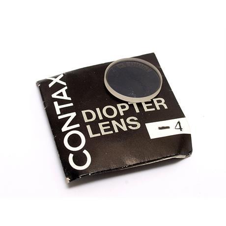 Contax Circular Dioptre -4 thumbnail