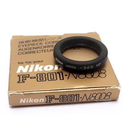 Nikon F100/F90/F801 Dioptre -3.0 thumbnail