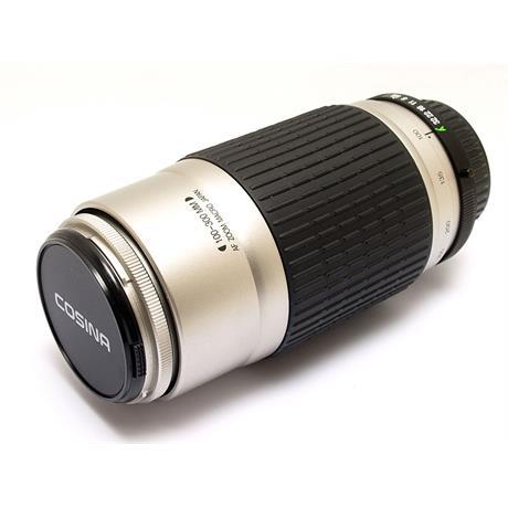 Cosina 100-300mm F5.6-6.7 MC - Pentax AF thumbnail