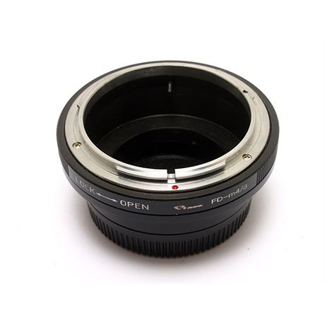 Pixco Canon FD - Micro 4/3rds Lens Mount Adapt thumbnail
