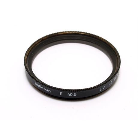 Heliopan 40.5mm UV thumbnail