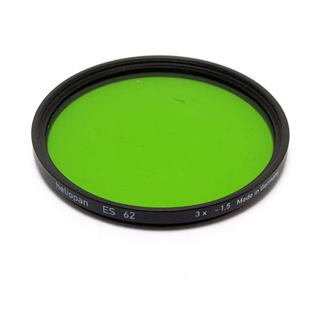 Heliopan 62mm Green (13) thumbnail
