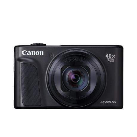 Canon PowerShot SX740 HS - Black thumbnail