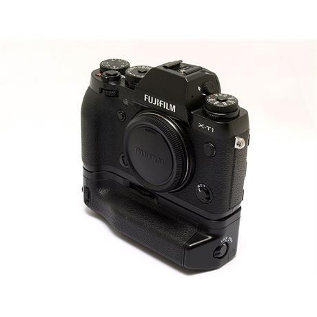 Fujifilm X-T1 Body + Vertical Grip thumbnail