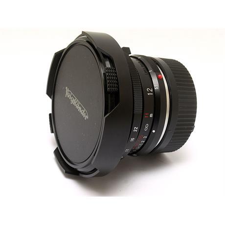Voigtlander 12mm F5.6 VM + Finder thumbnail