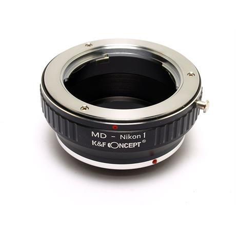 K&F Concept Minolta MD - Nikon 1 Lens Mount Adapter thumbnail