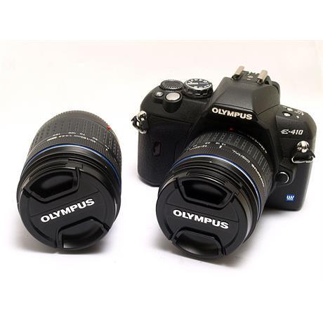 Olympus E410 + 14-42mm + 40-150mm thumbnail