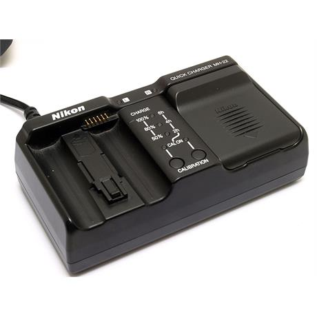 Nikon MH22 Charger  thumbnail
