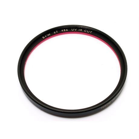 B+W 67mm UV/IR (486) - Black thumbnail