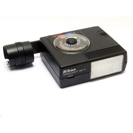 Nikon SB17 Speedlight thumbnail