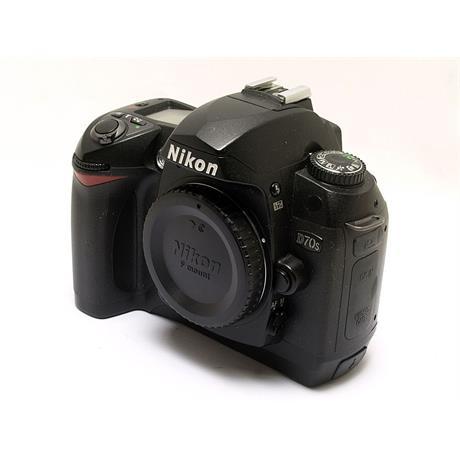 Nikon D70S Body Only thumbnail