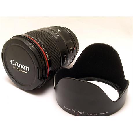 Canon 24mm F1.4 L USM II thumbnail