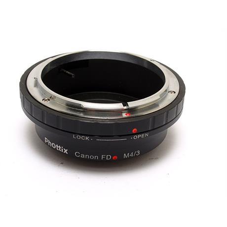 Phottix Canon FD - Micro 4/3rds Lens Mount Adapt thumbnail