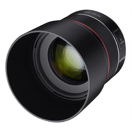Samyang 85mm F1.4 EF - Canon EOS thumbnail