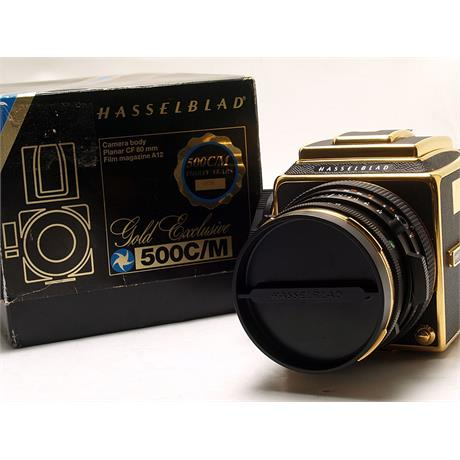 Hasselblad 500CM Gold Edition thumbnail