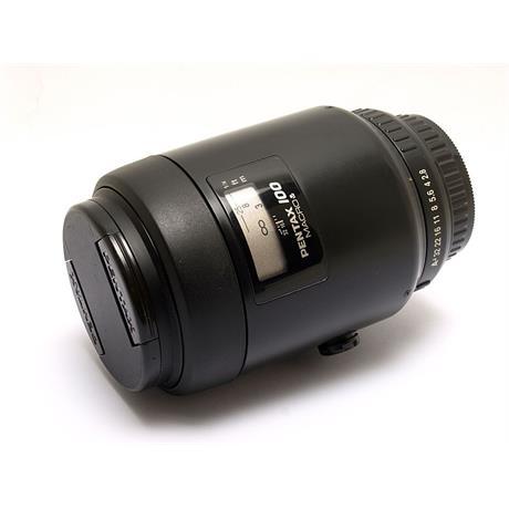 Pentax 100mm F2.8 D FA Macro thumbnail
