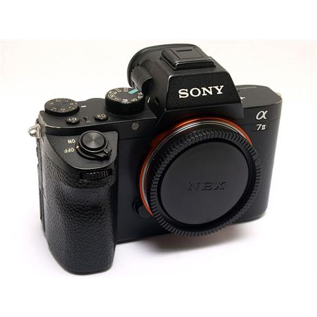 Sony Alpha 7 II Body Only thumbnail