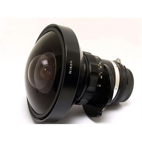Nikon 8mm F2.8 AIS Fisheye thumbnail