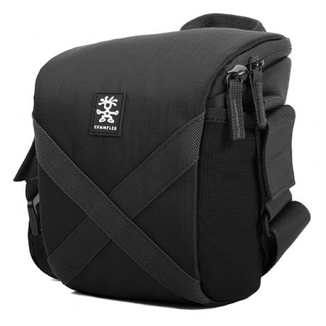 Crumpler Quick Delight Toploader 300 - Dull Black thumbnail