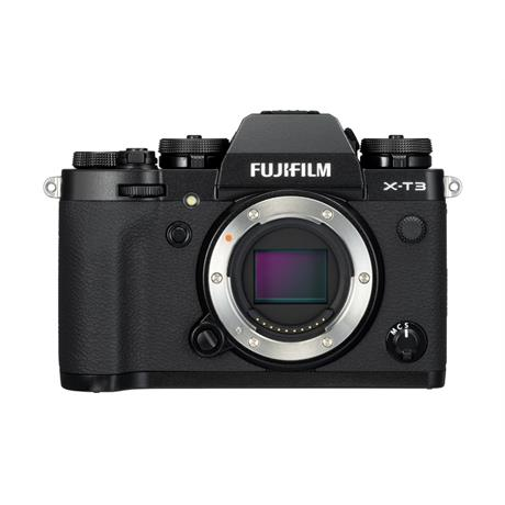 Fujifilm X-T3 Body Only - Black thumbnail